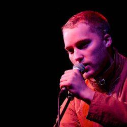 Adam Holmes, photo by TDSLR