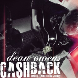 CD cover for Dean Owens - Cash Back (Songs I Learned From Johnny)