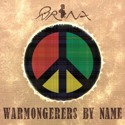 Warmongerers single artwork